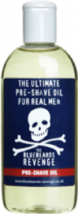 The Bluebeards Revenge Pre Shave Oil 50ml